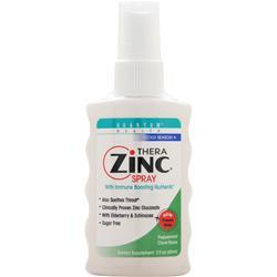 Quantum Thera Zinc Spray Peppermint Clove 2 fl.oz
