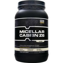 MRI Micellar Casein Z6 Vanilla 2 lbs
