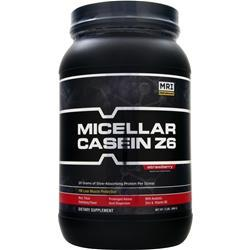 MRI Micellar Casein Z6 Strawberry 2 lbs