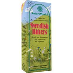 Nature's Way NatureWorks Swedish Bitters 33.8 fl.oz