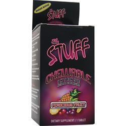 Detoxify The Stuff Chewable Ferocious Fruit 1 tabs