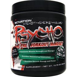 Scivation Psycho Apple Asylum EXPIRES 1/16 306 grams