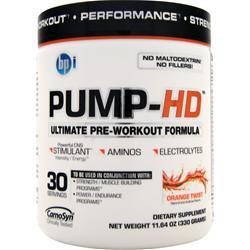 BPI Pump-HD Orange Twist 330 grams