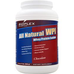 BIOPLEX NUTRITION All Natural WPI Chocolate 2 lbs