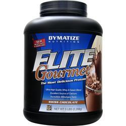 Dymatize Nutrition Elite Gourmet Protein Swiss Chocolate 5 lbs