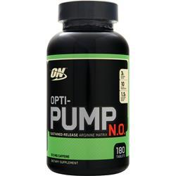 OPTIMUM NUTRITION Opti-Pump N.O. 180 tabs
