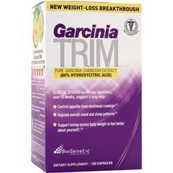 Biogenetics Garcinia Trim  EXPIRES 7/17 120 caps