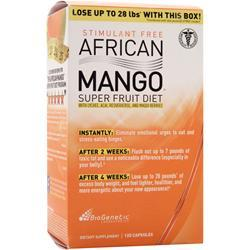 BIOGENETICS African Mango - Super Fruit Diet 120 caps