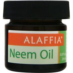 ALAFFIA Neem Oil .8 fl.oz