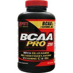 SAN BCAA-Pro 250 caps