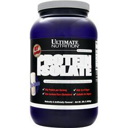 ULTIMATE NUTRITION Protein Isolate - Platinum Series Vanilla Creme 3 lbs
