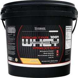 ULTIMATE NUTRITION ProStar Whey Protein Banana 10 lbs