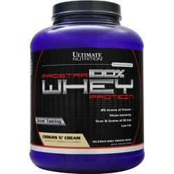 Ultimate Nutrition ProStar Whey Protein Cookies N' Cream 5.28 lbs
