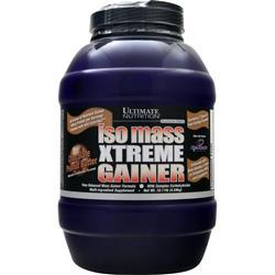 ULTIMATE NUTRITION Iso Mass Xtreme Gainer Chocolate Peanut Butter 10.11 lbs