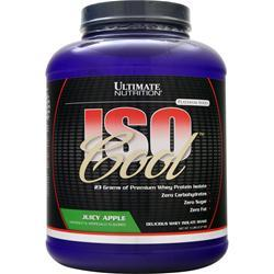 Ultimate Nutrition Iso Cool Juicy Apple 5 lbs