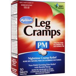 HYLANDS HOMEOPATHIC Leg Cramps PM 50 tabs