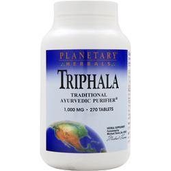 Planetary Formulas Triphala (1000mg) 270 tabs