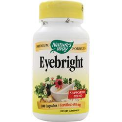 NATURE'S WAY Eyebright Supportive Blend 100 caps