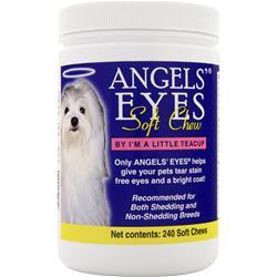 ANGELS EYES Soft Chews For Dogs and Cats 240 chews