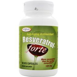 Enzymatic Therapy Resveratrol-Forte 60 vcaps