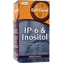 ENZYMATIC THERAPY Cell Forte IP-6 & Inositol 240 vcaps
