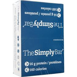 The Simply Bar The Simply Bar Cocoa Coffee 15 bars