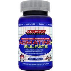ALLMAX NUTRITION Agmatine + Sulfate 1.2 oz