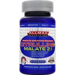 ALLMAX NUTRITION Citrulline + Malate 2:1 2.8 oz