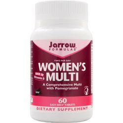 JARROW Women's Multi 60 tabs