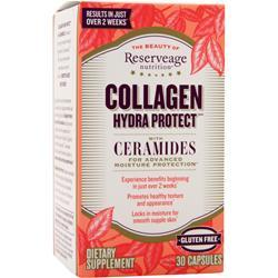 Reserveage Organics Collagen Hydra Protect 30 caps