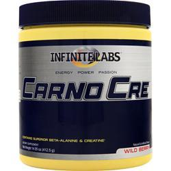 INFINITE LABS CarnoCre Wild Berry 11.7 oz
