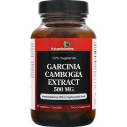 FUTUREBIOTICS Garcinia Cambogia Extract (500mg) Best by 10/15 90 vcaps