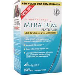 BIOGENETICS Meratrim Platinum + 90 caps