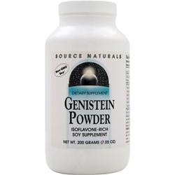 Source Naturals Genistein Powder 200 grams