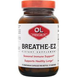 OLYMPIAN LABS Breathe-EZ 75 caps