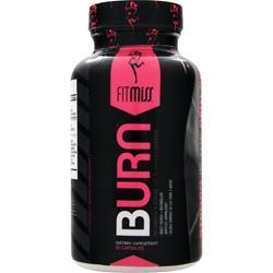 FITMISS Burn - Women's 6 Stage Fat Burning System 90 caps