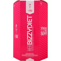 FitMiss Her Bizzy Diet  - The Ultimate Weight Loss Program Vanilla Chai 1 kit