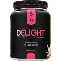 FITMISS Delight - Women's Premium Healthy Nutrition Shake Vanilla Chai 1.13 lbs