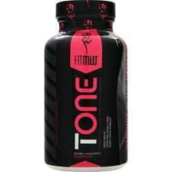 FITMISS Tone - Women's Stimulant Free Mid Section Fat Metabolizer 60 caps