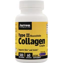 Jarrow Type II Collagen - Bioavailable Complex 60 caps