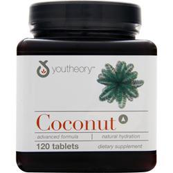 YOUTHEORY Coconut Advanced 120 tabs
