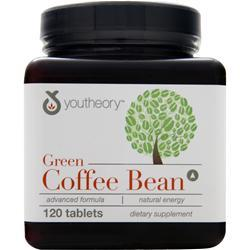 YouTheory Green Coffee Bean Advanced 120 tabs