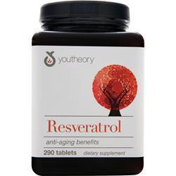 YouTheory Resveratrol 290 tabs
