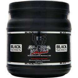 BCS LABS Black Series - Alpha Pump Refreshing Fruit Punch 451 grams