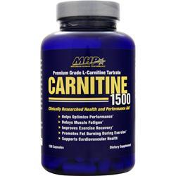 MHP Carnitine (1500mg) 120 caps