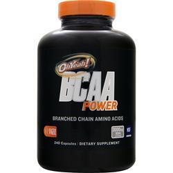 ISS Research Oh Yeah! BCAA Power 240 caps