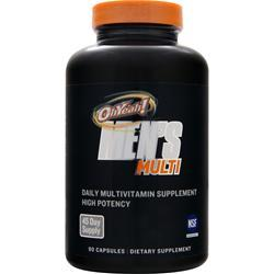 ISS Research Men's Multi - High Potency 90 caps