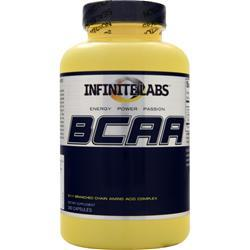 INFINITE LABS BCAA 240 caps