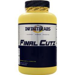 INFINITE LABS Final Cutz 100 caps