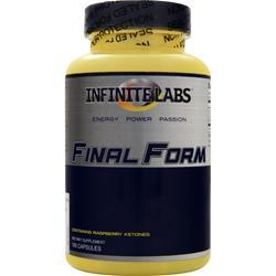 INFINITE LABS Final Form 100 caps